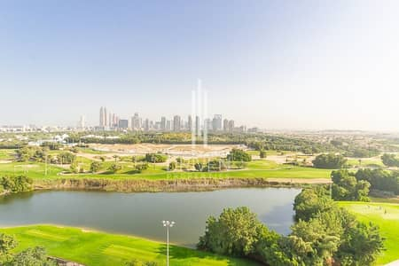 3 Bedroom Flat for Rent in The Hills, Dubai - Full Golf Course View and Brand New 3 BR