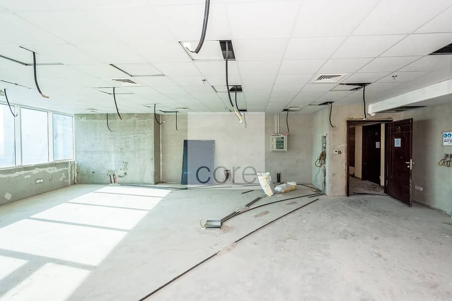 Shell And Core Office   Low Floor   DMCC