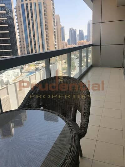 2 Bedroom Apartment for Rent in Downtown Dubai, Dubai - Partially Furnished I Spacious 2 bedroom for Rent