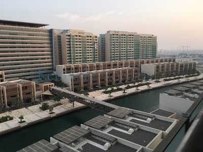 3 Bedroom Flat for Sale in Al Raha Beach, Abu Dhabi - Corner 3 bedroom with maids Canal view
