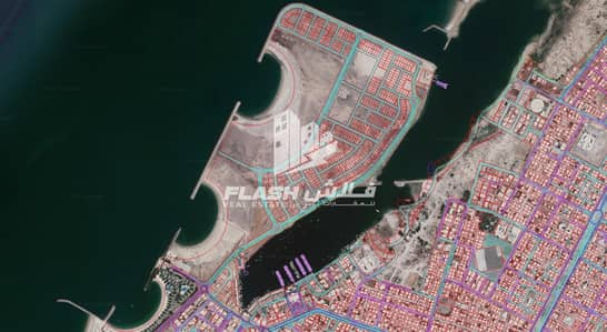 Plot for Sale in Al Mairid, Ras Al Khaimah - Plots G+1 Villa  in Defan Al Marid | 100% Freehold
