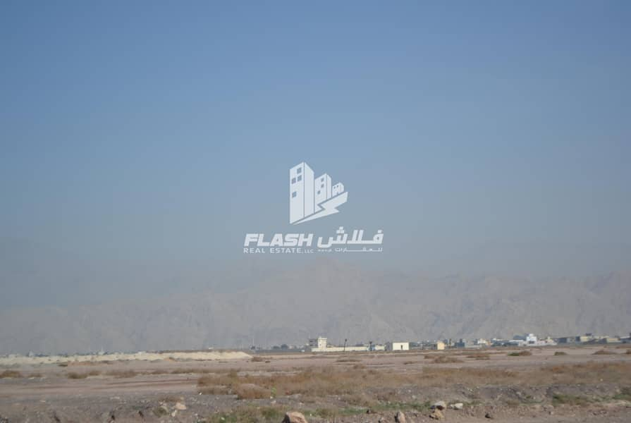 8 Plots G+1 Villa  in Defan Al Marid | 100% Freehold