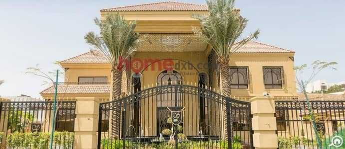 7 Bedroom Villa for Sale in Al Barsha, Dubai - High End