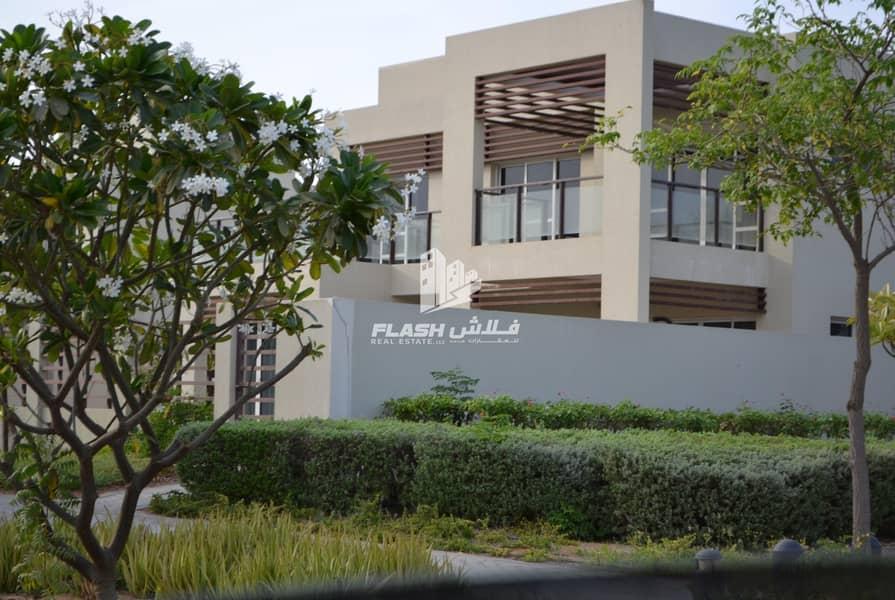 Corner Villa | 4 Beds with Maids | Mina Al Arab - Malibu