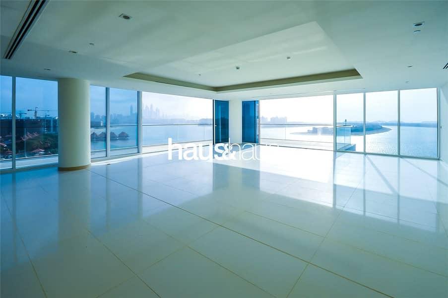 Last 3 Bed Penthouse Half Floor Full Sea