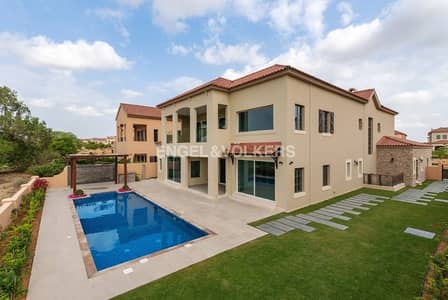 5 Bedroom Villa for Sale in Jumeirah Golf Estate, Dubai - Passion For Perfection|Very Good Quality