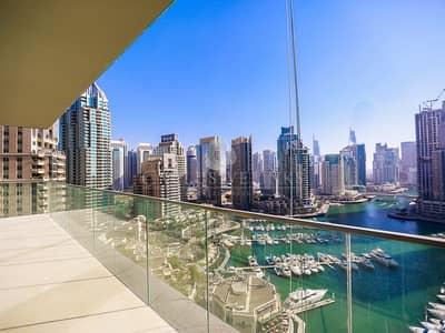 2 Bedroom Apartment for Rent in Dubai Marina, Dubai - Stunning Marina View | Immaculate 2 BR |