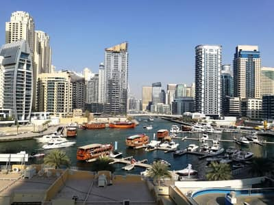 1 Bedroom Flat for Rent in Dubai Marina, Dubai - Chiller Free!! 1 Bedroom Apartment in Marina