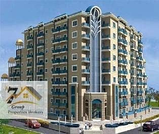 Hot offer! Studio with balcony in Silicon oasis in Dunes just in 35000/-4chqs