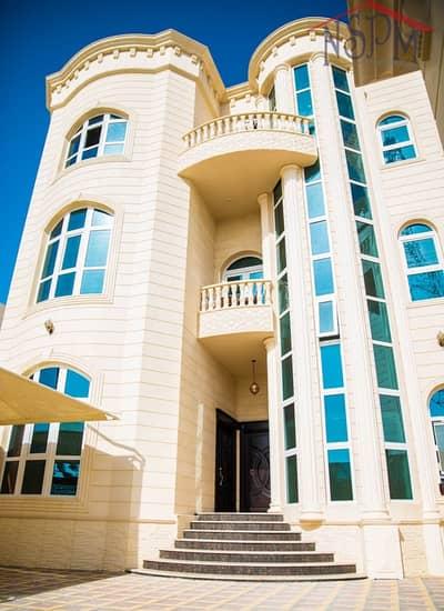 Studio for Rent in Al Zaab, Abu Dhabi - Deluxe studio on a Pleasing Villa