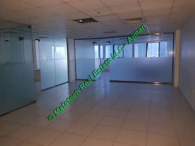 Office for Sale in Ajman Downtown, Ajman - Direct from Owner - No Commission -  Falcon Tower - Office on 1st Flr - 1674 Sqft - 395,000/= O. N. O.