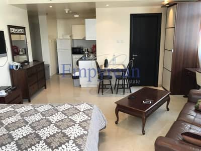 Studio for Rent in Dubai Marina, Dubai - Amazing Fully Furnished Studio in Yacht Bay Dubai Marina