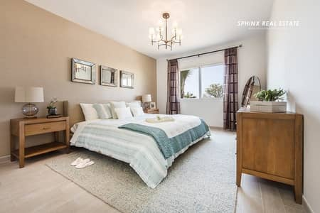 2 Bedroom Apartment for Sale in Jumeirah Golf Estate, Dubai - 4 yrs Post Hand over payment