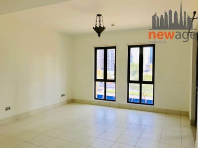 1 Bedroom Flat for Rent in Old Town, Dubai - Huge Private Terrace Over Looking Downtown Park