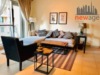 1 Bedroom Flat for Rent in Downtown Dubai, Dubai - Large