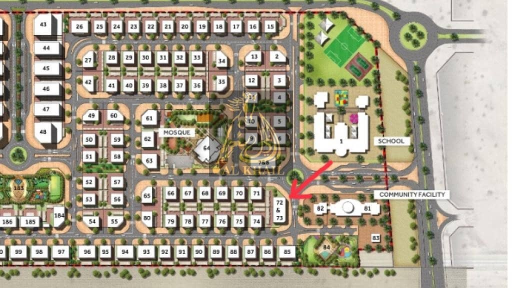 Amazing Wide 2 Plot for sale in Liwan | On Affordable Price | Best Location