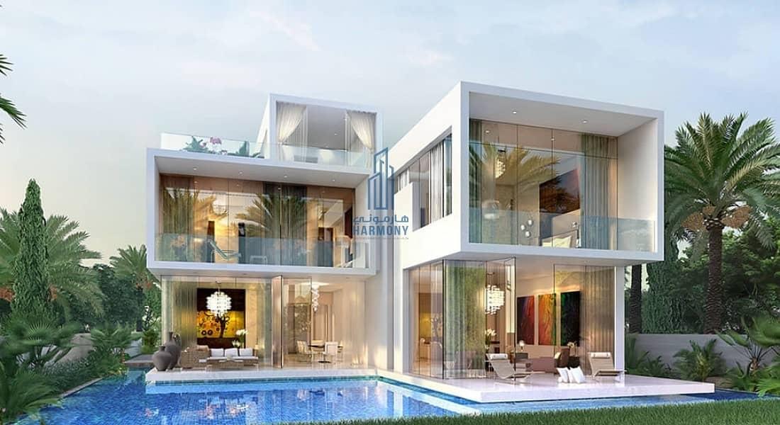 9 Spacious 3 Bedroom  in Most Beautiful Fendi Villas