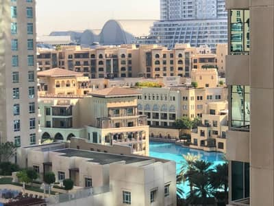1 Bedroom Apartment for Rent in Downtown Dubai, Dubai - Chiller Free - Prime Location - Ready To Move Apt