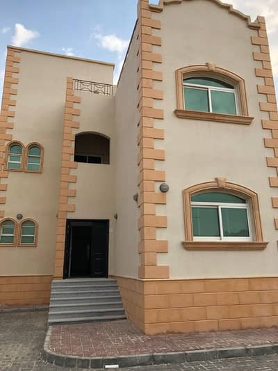6 Bedroom Villa for Rent in Khalifa City A, Abu Dhabi - For rent villa 6 bedrooms master  board  dining hall inside Khalifa City Complex a