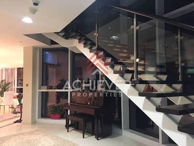 4 Bedroom Apartment for Sale in Dubai Marina, Dubai - Exclusive  4 Bed Duplex Golf & Palm View