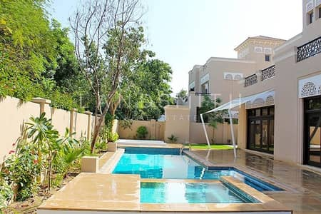 7 Bedroom Villa for Sale in Al Barari, Dubai - Exclusive Fully Upgraded Huge 7BR Villa