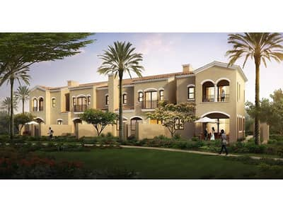 3 Bedroom Townhouse for Sale in Serena, Dubai - Best Deal! 3 BR Townhouse At Bella Casa Serena