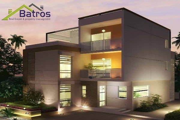 HURRY UP NOW  AND OWN YOUR LUXURY  VILLA  WITH AMAZING PRICE  and HIGH ROI NO COMMISSION...