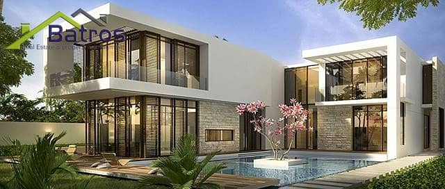 Luxury styled Villas with Fendi with very easy payment plan