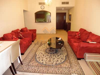 3 Bedroom Apartment for Rent in Jumeirah Lake Towers (JLT), Dubai - Fully Furnished 3Bhk + Maids room with balcony
