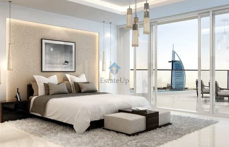 Rare Unit New Project With Atlantis View