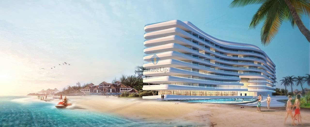 2 Rare Unit New Project With Atlantis View