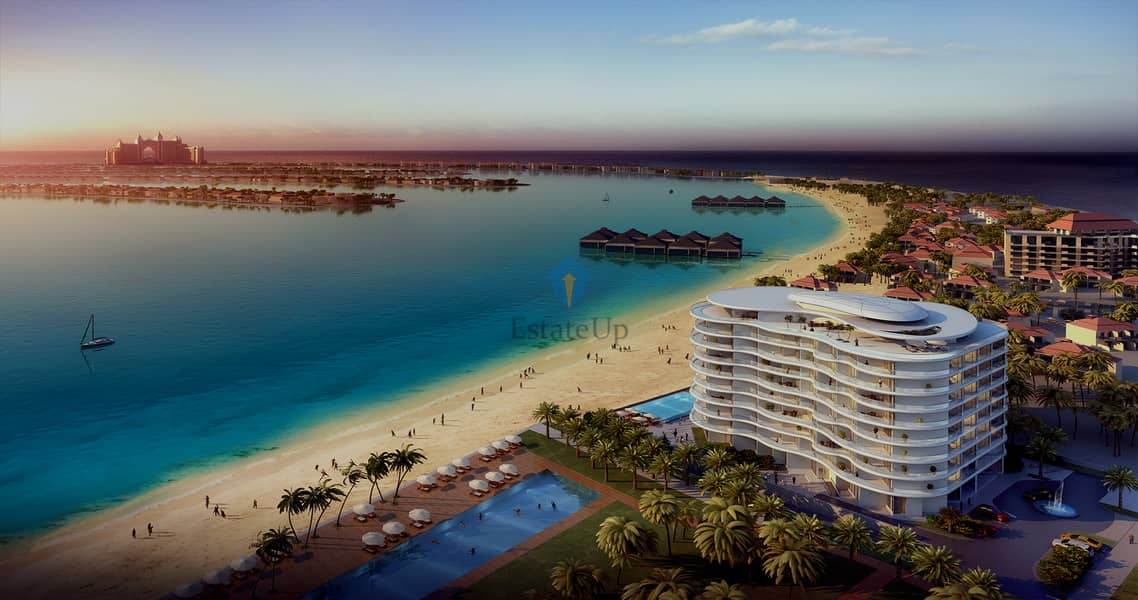 10 Rare Unit New Project With Atlantis View