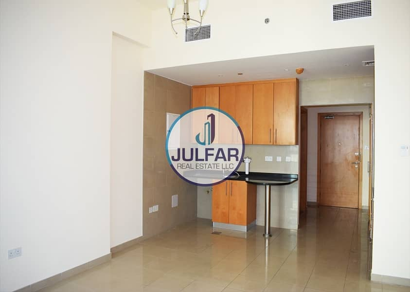 2 Sea View Studio Apartment for SALE in Julphar Tower