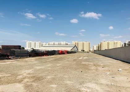 ارض تجارية  للبيع في القوز، دبي - Labour camp plot for sale in Al Quoz