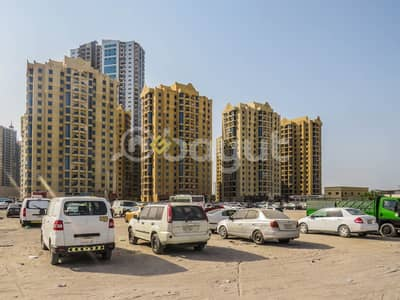 1 Bedroom Flat for Rent in Ajman Downtown, Ajman - No Commission 1 Bedroom Hall Available For Rent in Al Khor Towers Ajman.