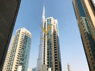 2 Bedroom Apartment for Rent in Downtown Dubai, Dubai - Vacant 2 Bed with Study Blvd Central T2
