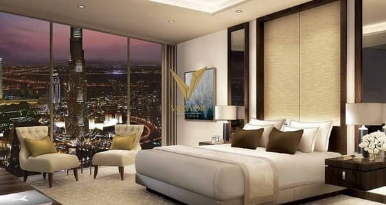 2 Bedroom Flat for Sale in Downtown Dubai, Dubai - 2 Bed Apt in The Address Sky View Tower 1 - Downtown