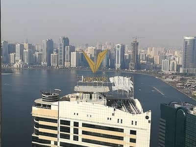 3 Bedroom Apartment for Sale in Al Majaz, Sharjah - 3 Bed w/Beautiful View in Palm Tower 3