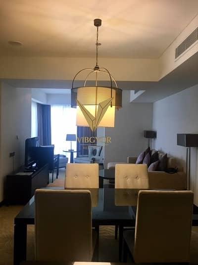 2 Bedroom Apartment for Sale in Dubai Marina, Dubai - Furnished 2 Bed in The Address Dubai Marina