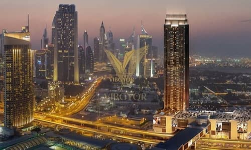 1 Bedroom Flat for Sale in Downtown Dubai, Dubai - No Premium 1 Bed Apt for sale in Downtown Views