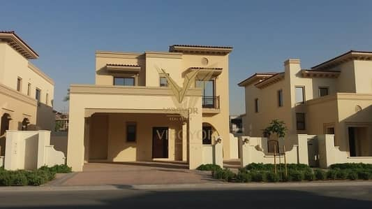 5 Bedroom Villa for Sale in Arabian Ranches 2, Dubai - Independent 5 Bed Villa in Palma