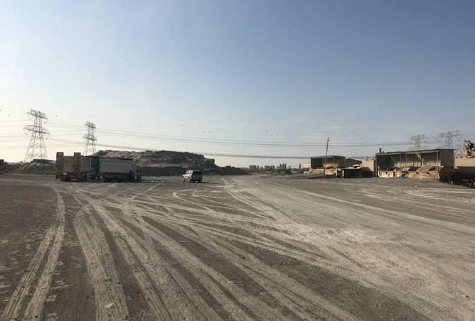 (Staff accomodation) plot for sale in Jebel Ali