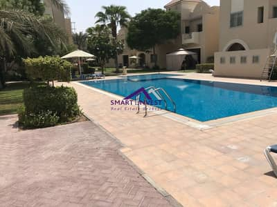 Huge 5 BR type 2 Villa for rent in Al Barsha 1 for 200K/yr