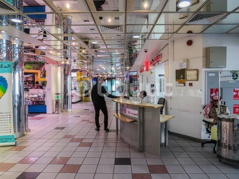946 sq. ft.Shop @Dhs. 163K Rent Per Annum