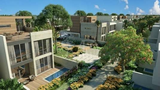 5 Bedroom Villa for Sale in Al Salam Street, Abu Dhabi - Single row villa