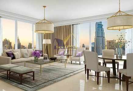 1 Bedroom Flat for Sale in Downtown Dubai, Dubai - Brand New Luxurious 1 Bedroom Apt For Sale