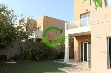 3 Bedroom Villa for Sale in Al Reef, Abu Dhabi - Private SingleRow Villa Will Vacant Soon