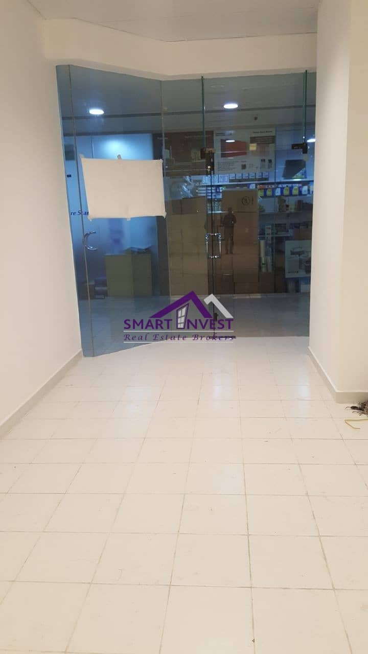 2 Shop/Office for rent in Karama near the Post Office for AED 35K/Yr