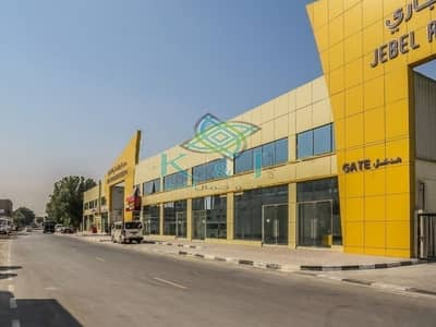 Shop for Rent in Jebel Ali, Dubai - Prime Location l Ground + Mezzanine Shop