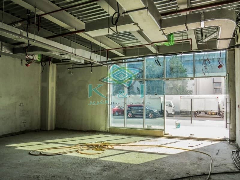 Prime Location l Ground + Mezzanine Shop